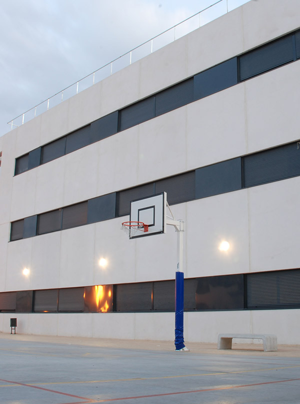 Colegio Aquila · Club Deportivo