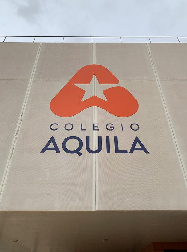 Colegio Aquila · Ven a conocernos