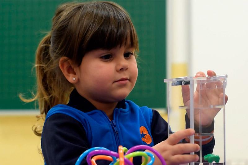 Colegio Aquila · Educación Infantil 2º ciclo