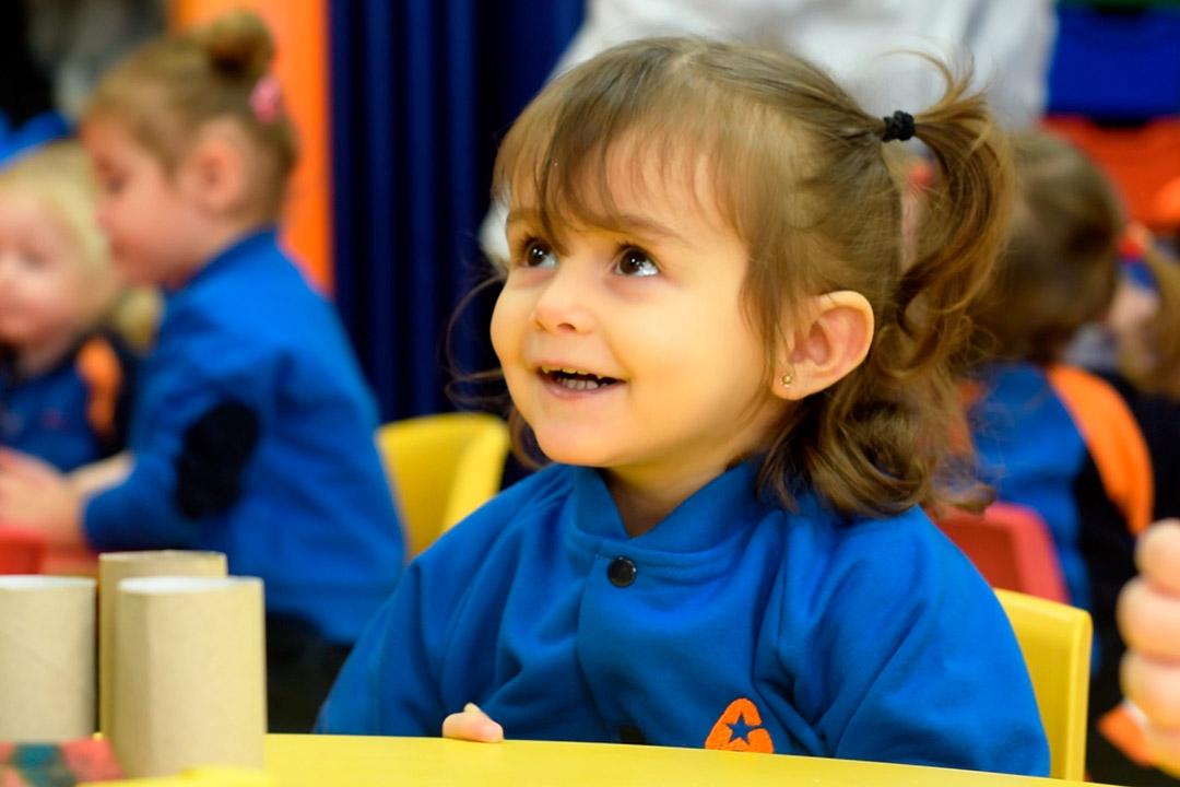 Colegio Aquila · Escuela Infantil