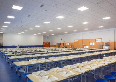 Colegio Aquila · Servicio comedor