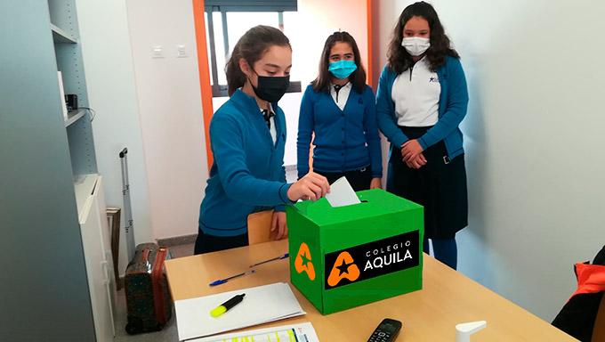 Colegio Aquila · The Aquila Times #5