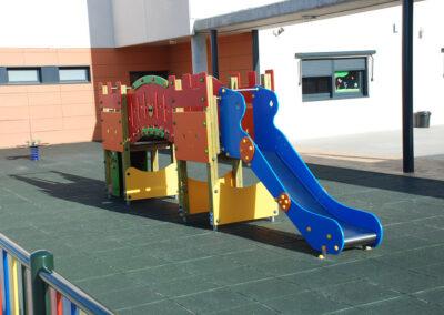 Colegio Aquila · Instalaciones