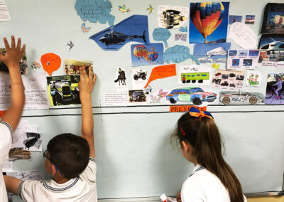 Colegio Aquila · Proyecto ABP