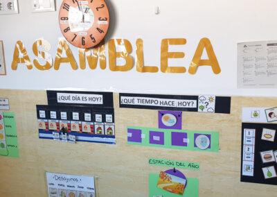 Colegio Aquila · Proyecto Aulas TGD