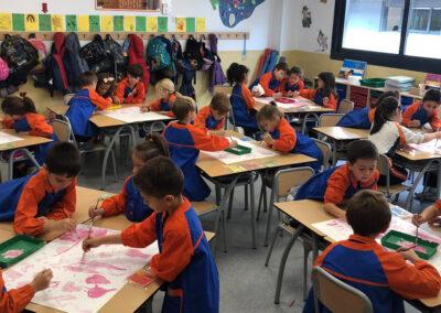 Colegio Aquila · Proyecto Cooperativo