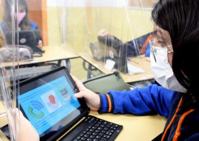 Colegio Aquila · Proyecto One to One